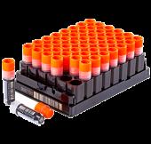 FluidX Kryoputki 2ml 2D PP Int oranssi korkki